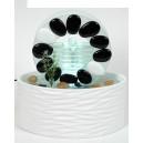 Fontaine circulaire cadran